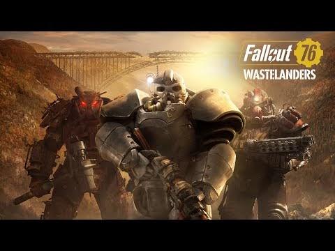 Fallout 76 Wastelanders Genişleme Paketi Kesin Çıkıyor