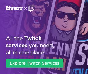300x250 Explore Twitch Services