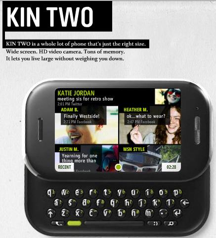 KIN.com - KIN TWO