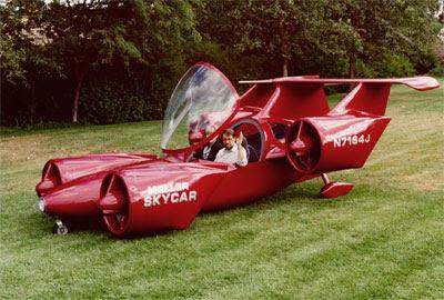 Skycar M400X