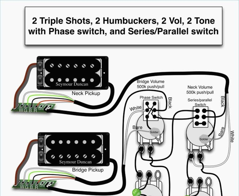 Epiphone Les Paul Custom Pro Wiring Diagram