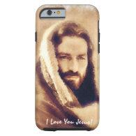 Jesus AA Case Tough iPhone 6 Case