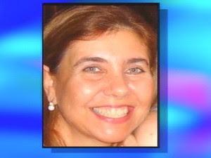 Vítima tinha 49 anos quando foi morta em Pindamonhangaba. (Foto: Reprodução/TV Vanguarda)