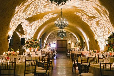 Meritage Resort   Estate Wine Cave   Napa Wedding