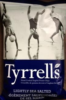 Tyrrell's - Lightly Sea Salted