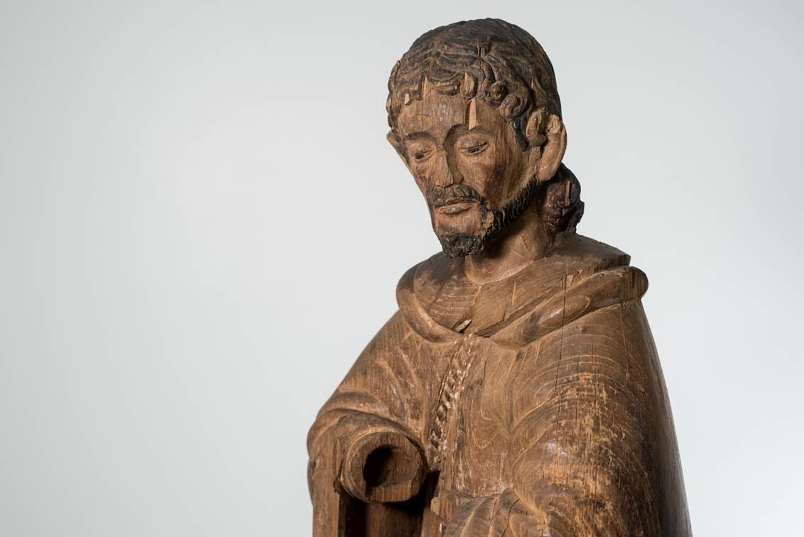 Imagem de São Nicolau - busto