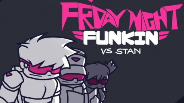 VS Stan FULL WEEK (Nightmare Cops FNF MOD) – Download (Friday Night Funkin')