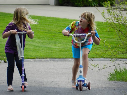 girls scooters