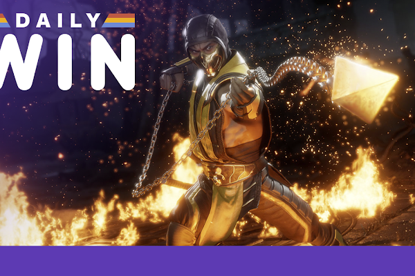 e06af86ab Daily Win: Free PS4 Game - Enter for a Chance to Win Mortal Kombat 11 for  PS4