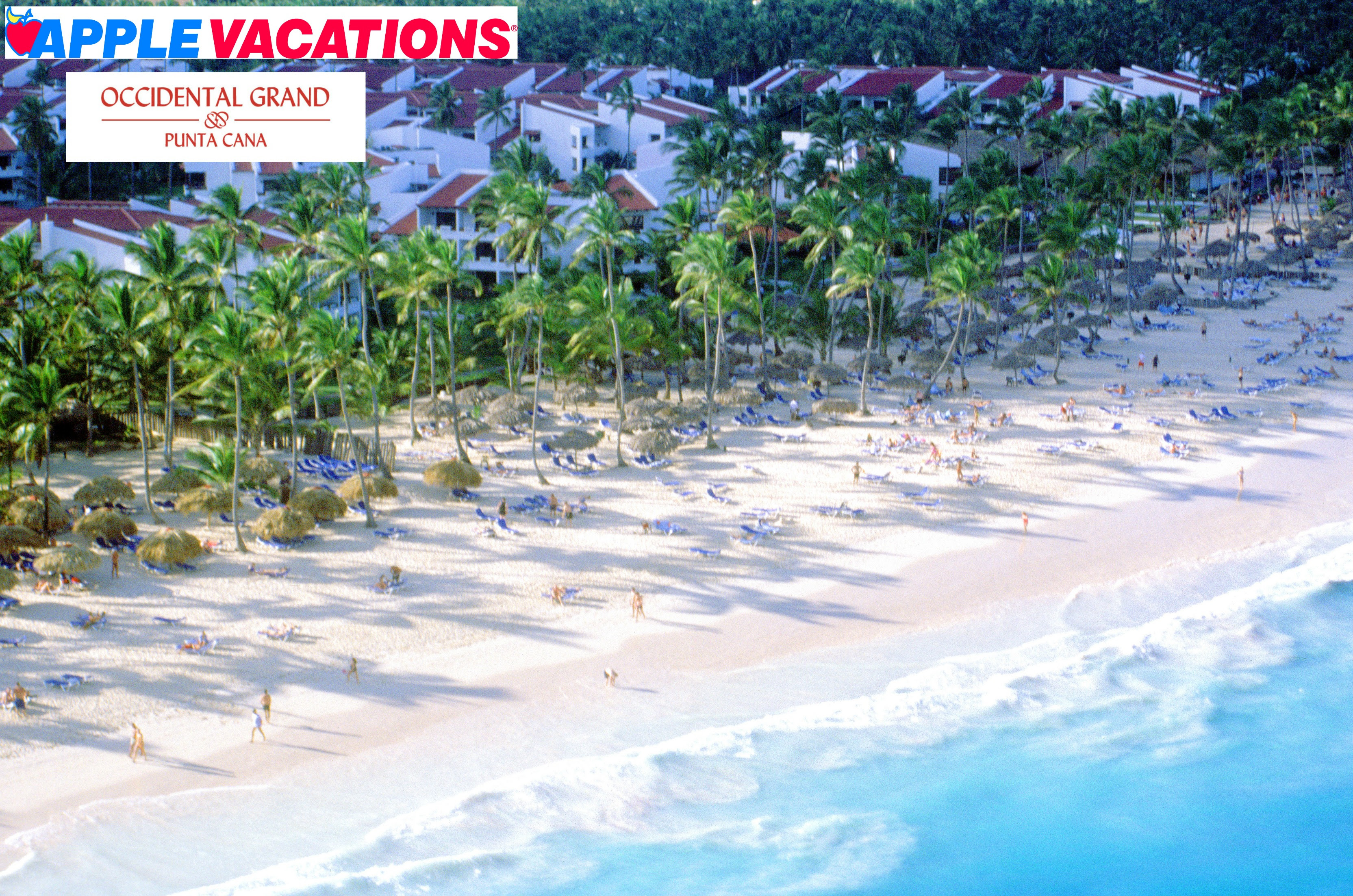 CWTS Apple Vacations All Inclusive Punta Cana Vacation