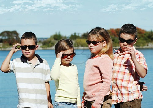 Orillia - Kids at Park