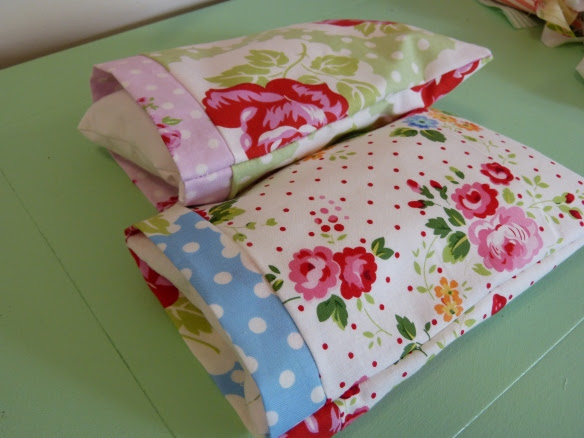 Doll pillows and pillow cases