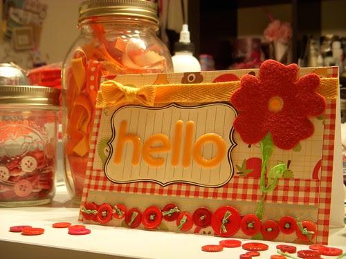 Hello Card 3