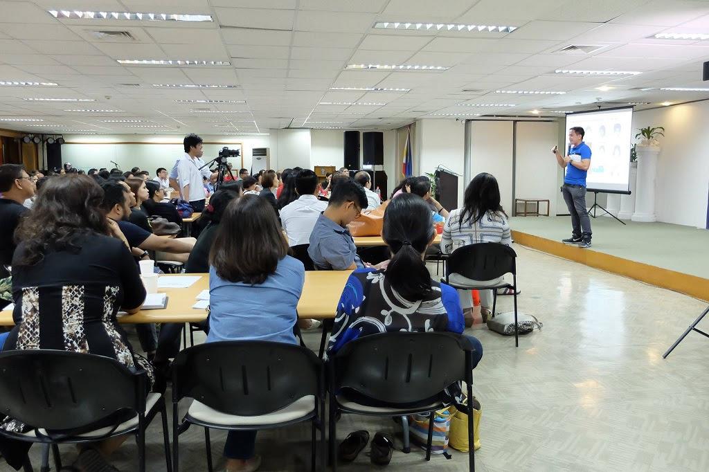 The VoiceMaster Inspires Aspiring Coaches in Negosyo University Coaching Business Seminar