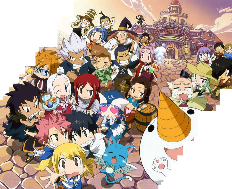 Unduh 51 Wallpaper Hp Fairy Tail Terbaik