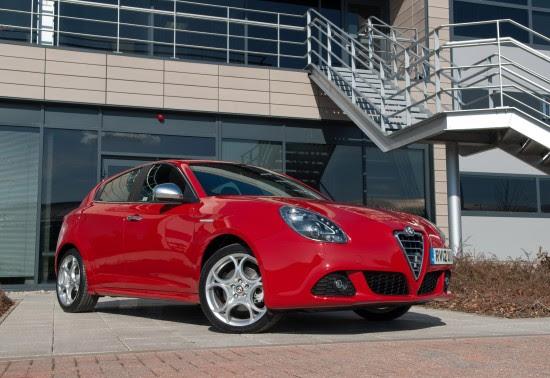 2012 Alfa Romeo Giulietta TCT  Picture 67260