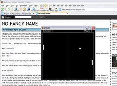 the PONG! firefox extension