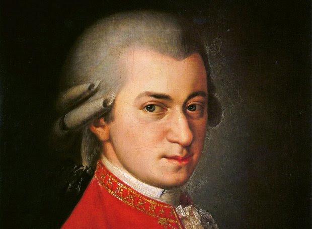 (Wolfgang Amadeus Mozart)