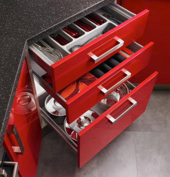 Kitchen Base Cabinets: Doors vs Drawers | inspiredrecovery.net