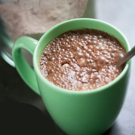hot chocolate cocoa mix recipe homemade