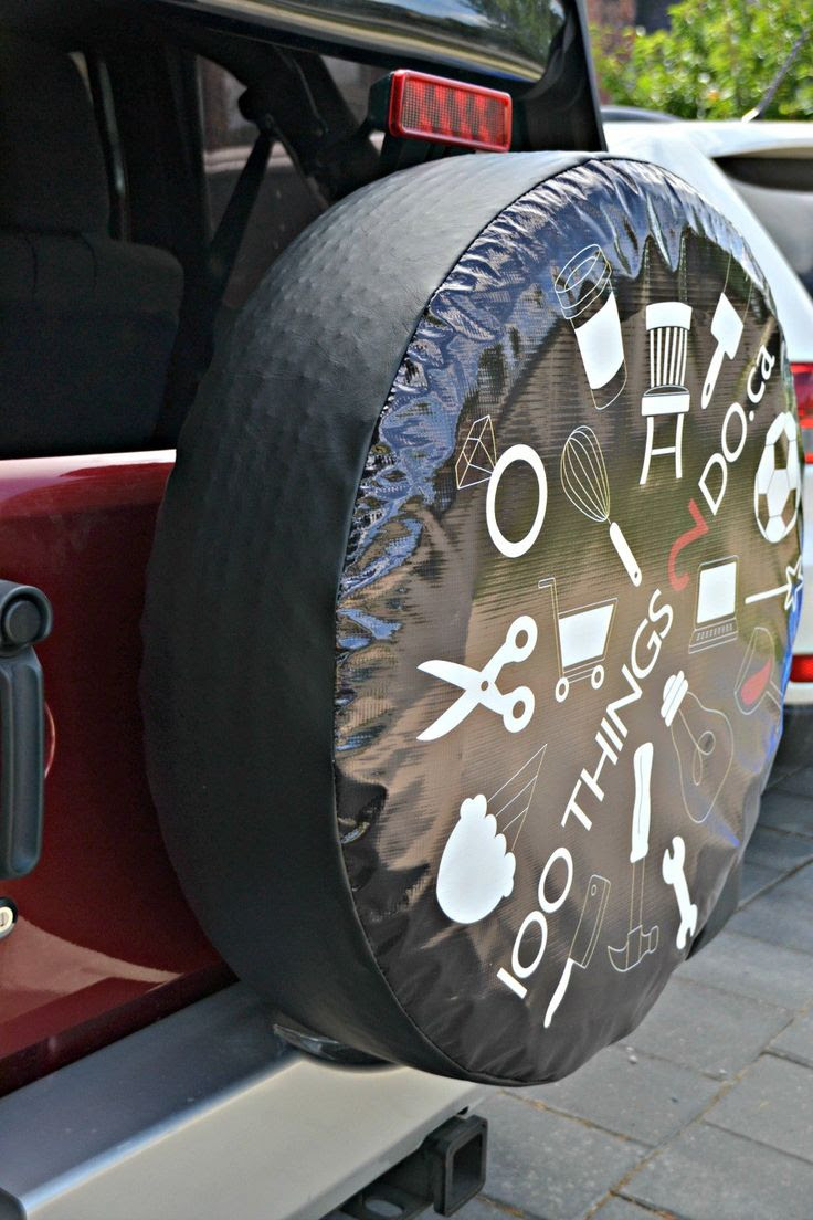 1000 Ideas About Spare Tire Covers On Pinterest Spare