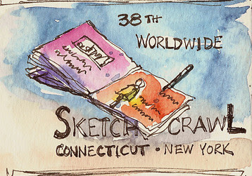 38th Worldwide Sketchcrawl