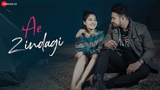 Ae Zindagi Lyrics in Hindi by Aksjit - Zee Music Company