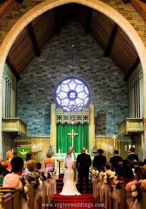 Korean American Wedding Ceremony at Trinity Lutheran