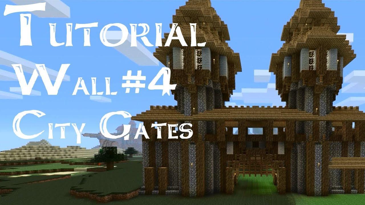 Minecraft Tutorial City Muat Turun E