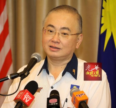 马华副总会长以上的中央领袖,只剩魏家祥保住胜选。