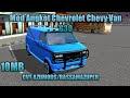 Mod Angkot Chevrolet Chevy Van G30 Bussid  | modbussid.com