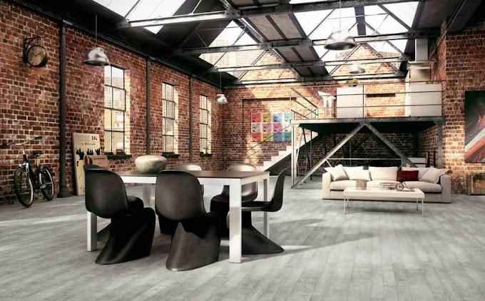 Κομψή διακόσμηση με Rustic και Βιομηχανικό design για το σπίτι