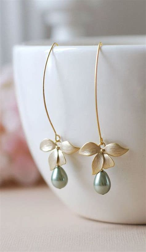 List 11 Greek Style Pearl Earrings ? Top Pretty Design