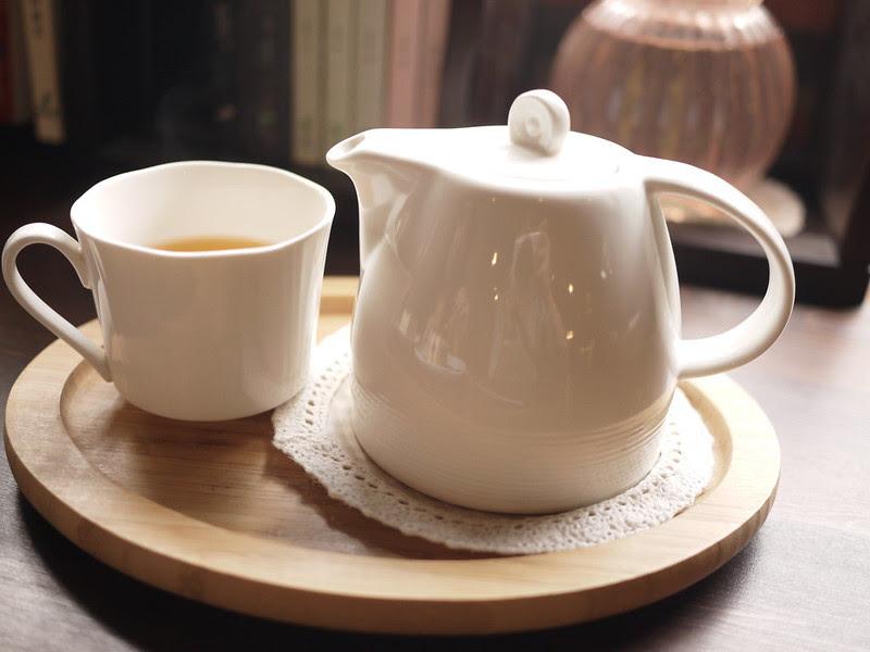 接骨木綠茶
