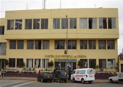 municipalidad provincial de chincha peru
