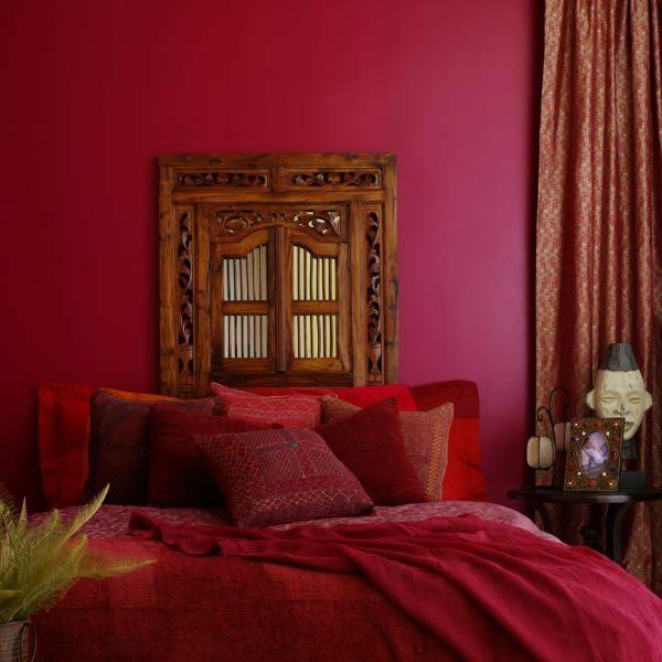 orientalische schlafzimmer deko  mädchenzimmer grau