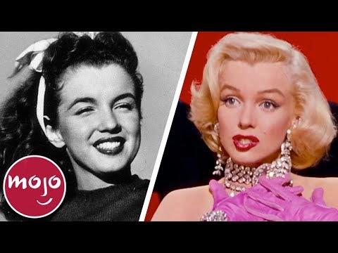 The Tragic Life of Marilyn Monroe