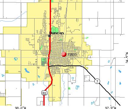 73533 Zip Code Duncan Oklahoma Profile Homes