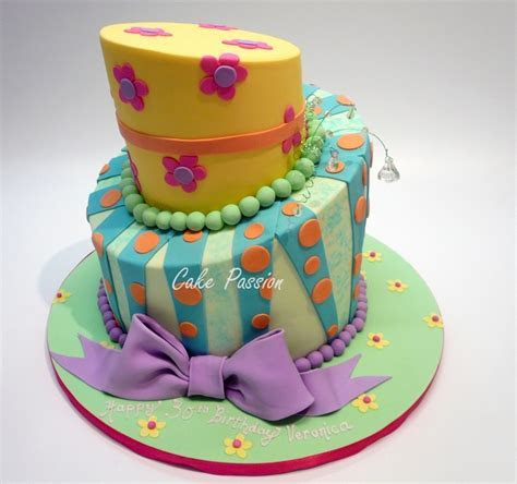 Mad Hatter   Cake Passion