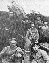The Somme: Happier times