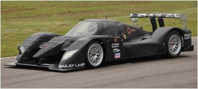 Bailey LeMans LMP2