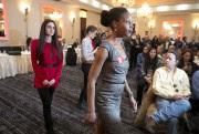 Yolande James s'est éclipsée rapidement après l'annonce du... (PHOTO FRANÇOIS ROY, LA PRESSE) - image 2.0