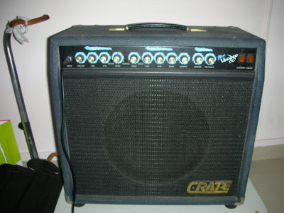 guitar toneologist wannabe 1995 crate blue voodoo 60w 1 x 12 combo amp. Black Bedroom Furniture Sets. Home Design Ideas