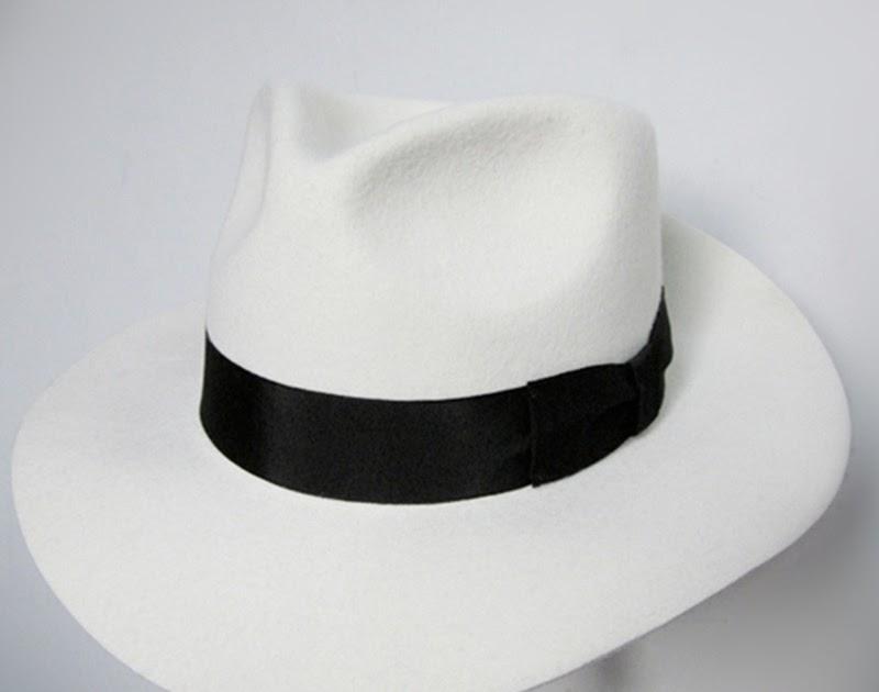 Comprare MJ Michael Jackson Smooth Criminal Con Nome Bianco FEDORA Cappello  Di Lana Trilby Collection Miglior Prezzo Online  b7088dabf0b5