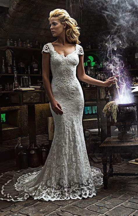 Olvi's Lace Haute Couture 2017 Wedding Dresses with