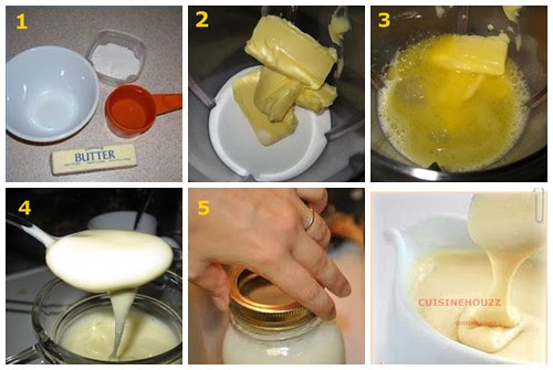 Making of Home Made Condensed Milk