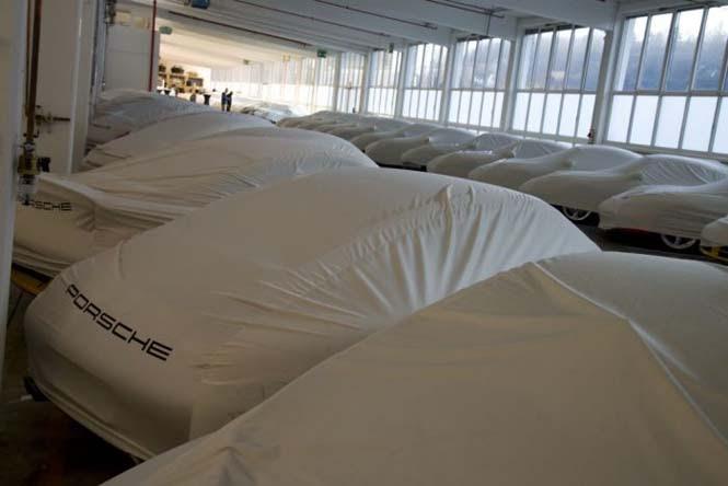 Εκπληκτική συλλογή από Porsche (6)