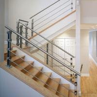 Stainless Steel Glass Railing Design For Balcony In India