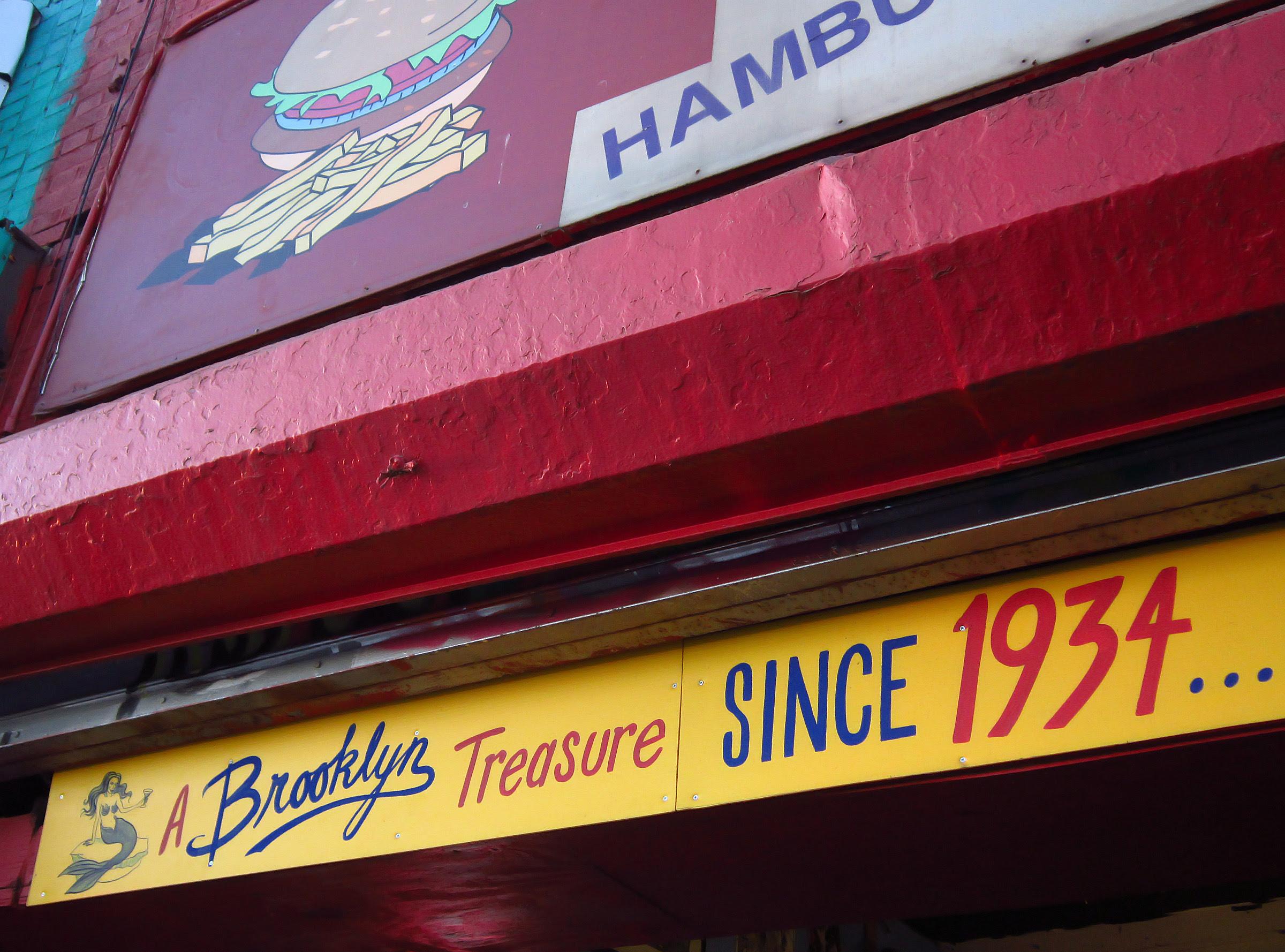 A Brooklyn treasure...