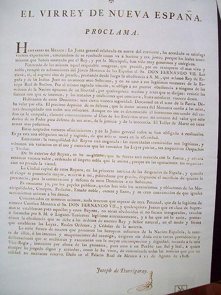 File:Proclama Iturrigaray 11 ago 1808.JPG